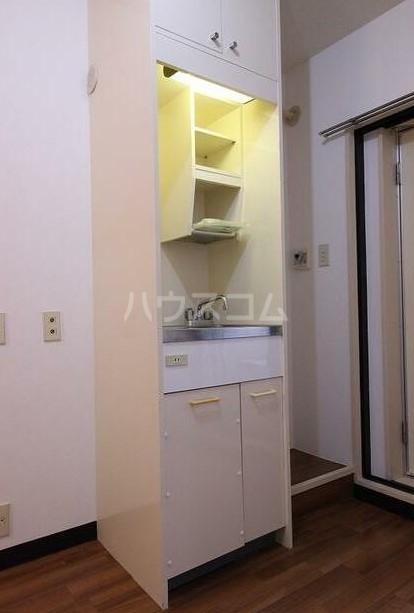 トップ・ルーム目黒 202号室の洗面所