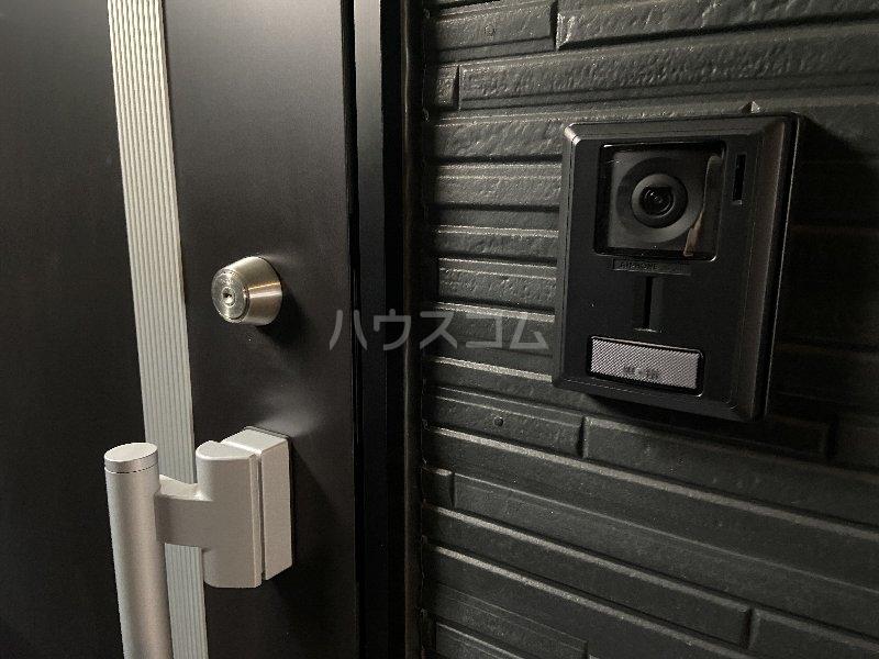 ブランノワール 103号室のセキュリティ