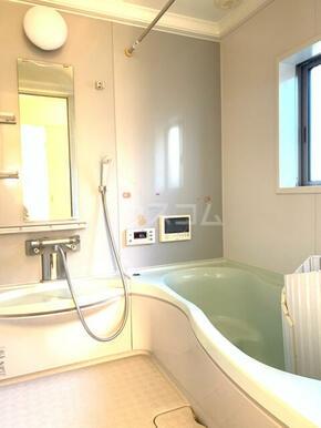 下小田貸家の風呂