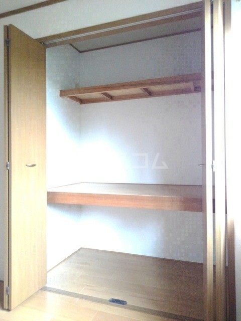シャン・ド・ポワール 02010号室の収納