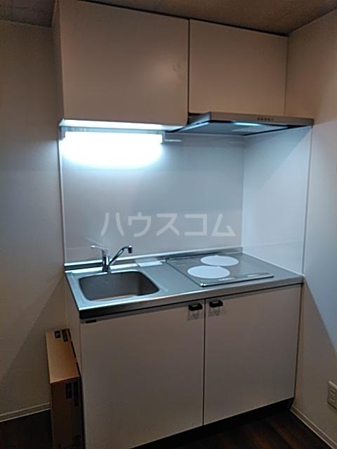 LiveFlat中野鷺宮 102号室のキッチン