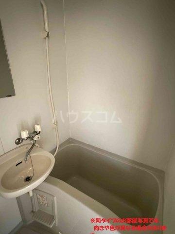名桜マンションA棟 201号室の風呂