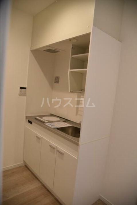 イージス 301号室のキッチン