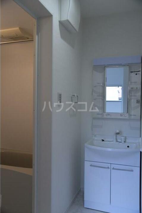 イージス 301号室の洗面所