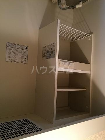 サンシャイン富士パート4 215号室の収納