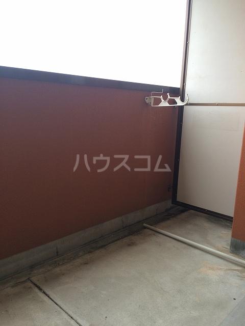 サンシャイン富士パート4 215号室のバルコニー
