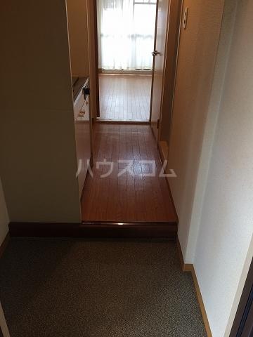 サンシャイン富士パート4 215号室の玄関