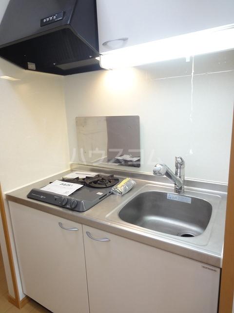 サンレイク 01010号室のキッチン