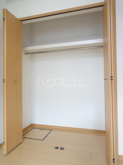 サンレイク 01010号室の玄関
