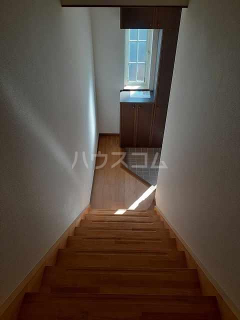 スプリングキャッスル B 02020号室の玄関