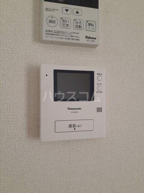スプリングキャッスル B 02020号室のセキュリティ