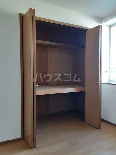 スプリングキャッスル B 02020号室の収納