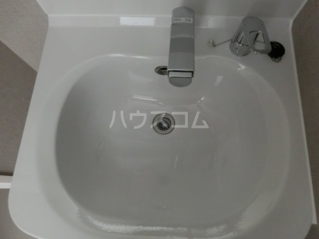 メイクス矢場町 203号室の洗面所