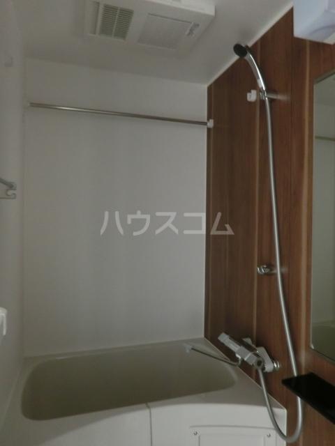 メイクス矢場町 203号室の風呂