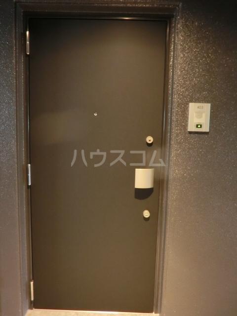 メイクス矢場町 203号室の玄関
