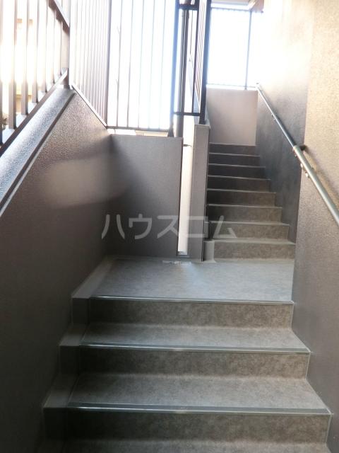 メイクス矢場町 205号室のバルコニー