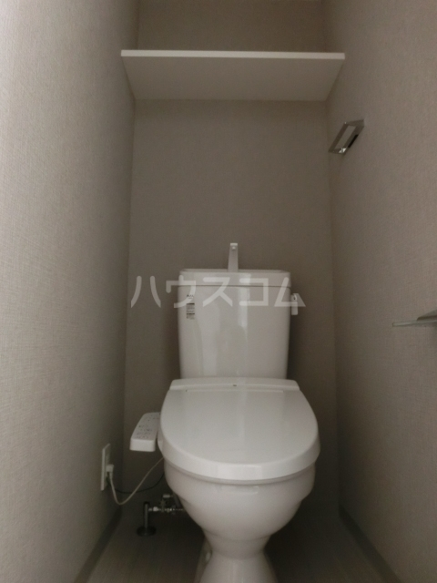 メイクス矢場町 205号室のトイレ
