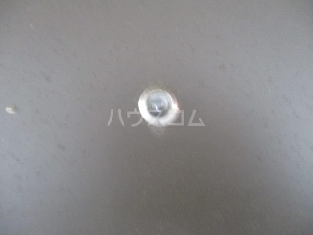 ひぐらし荘 201号室のセキュリティ