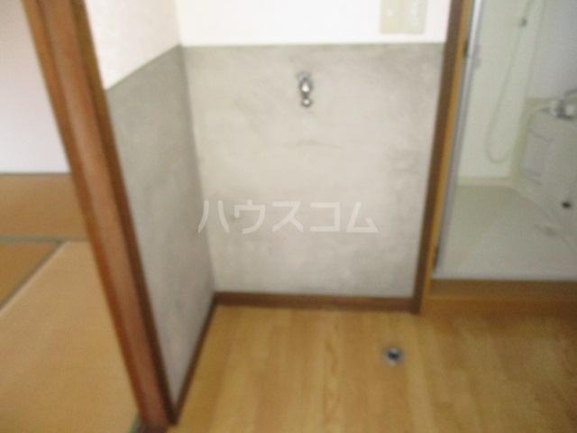 ひぐらし荘 201号室の設備