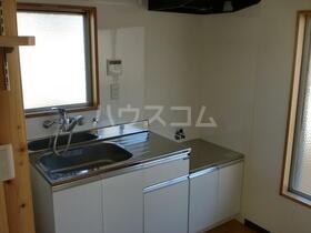 ESⅢ 202号室のキッチン