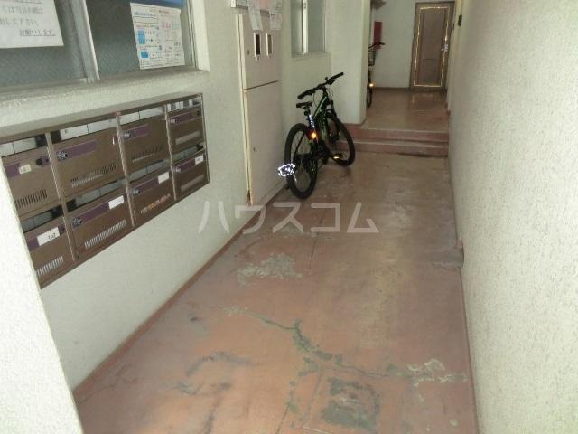 古城川ハイツ 402号室のセキュリティ