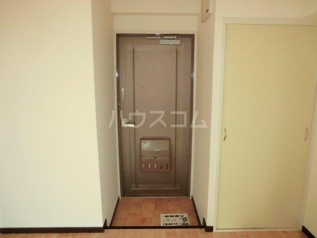 古城川ハイツ 402号室のベッドルーム