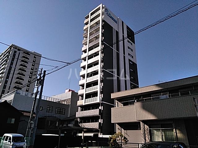 プレサンス名古屋幅下ファビュラス 1302号室の外観