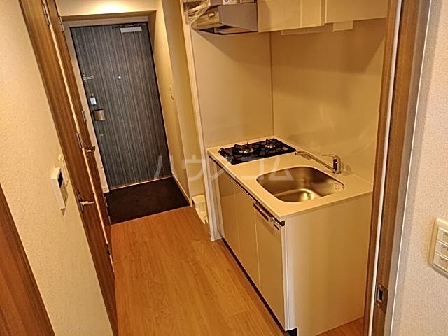 プレサンス名古屋幅下ファビュラス 703号室のキッチン