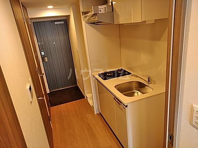 プレサンス名古屋幅下ファビュラス 703号室のバルコニー