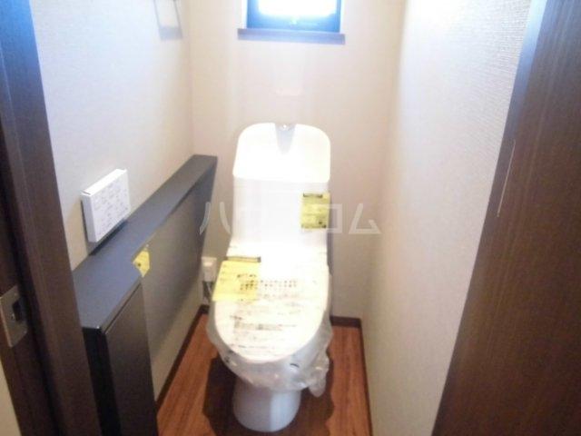 LPあざみ野のトイレ