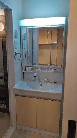 ラピスラズリ 305号室の洗面所