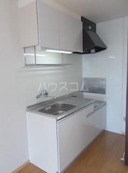 エルディム小川B 01060号室のキッチン