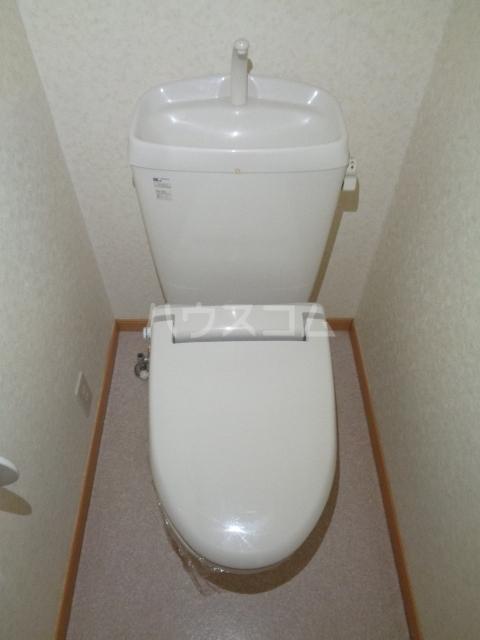エバンジェリスター 01010号室のトイレ