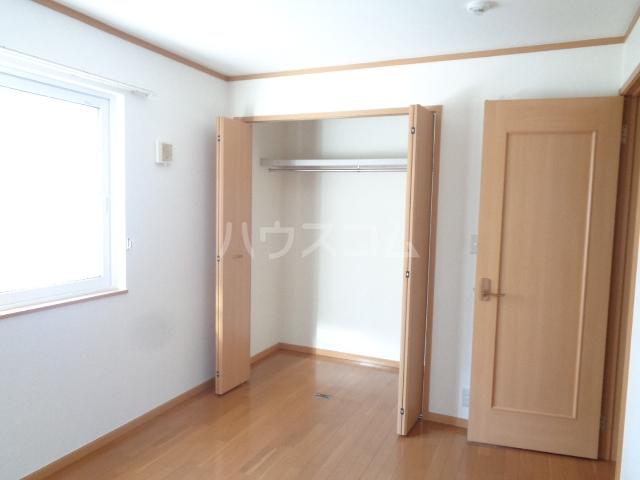エバンジェリスター 01010号室のベッドルーム