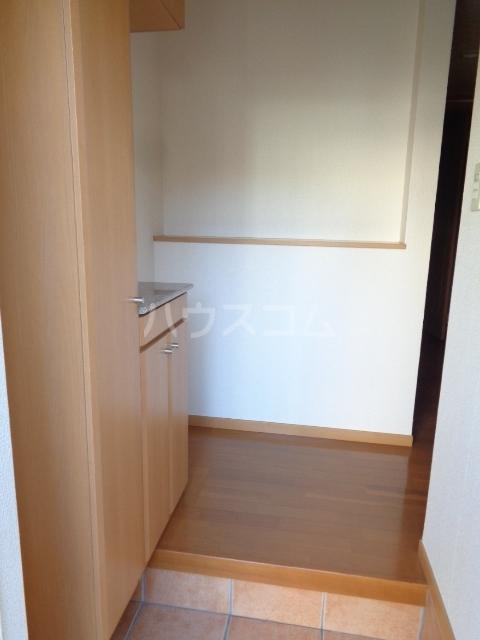 エバンジェリスター 01010号室の玄関