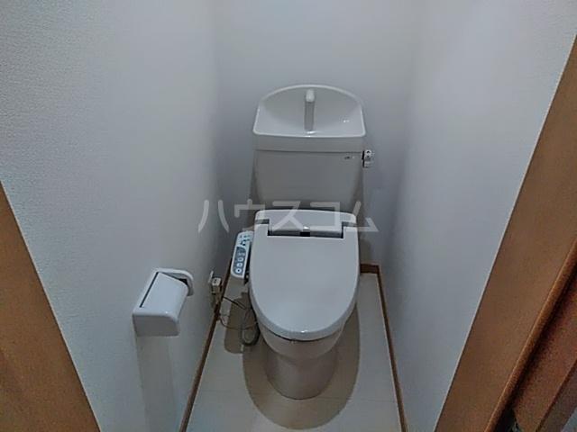 シャンテ船橋宮本B棟 101号室のトイレ