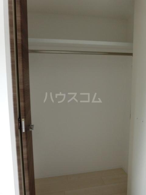 メイクス矢場町 602号室の収納