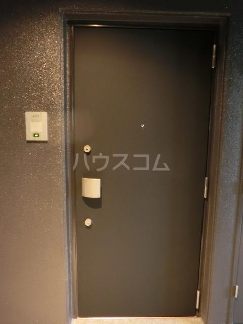 メイクス矢場町 602号室の玄関