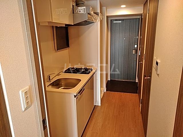 プレサンス名古屋幅下ファビュラス 1104号室のバルコニー