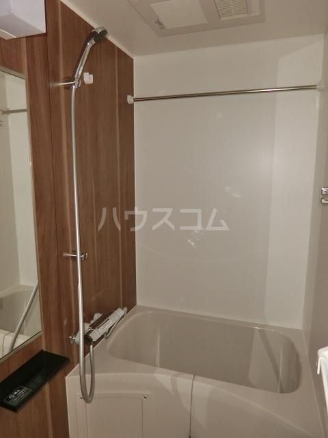 メイクス矢場町 605号室の風呂