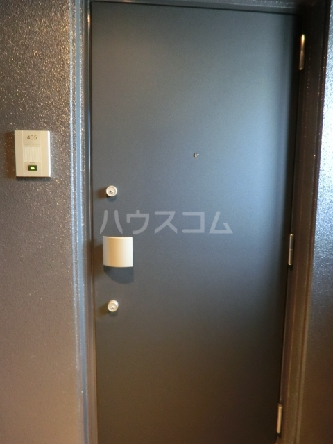メイクス矢場町 605号室の玄関