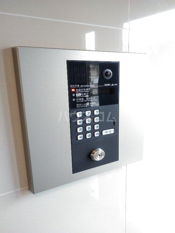 フルフィールタイパナ 702号室のセキュリティ