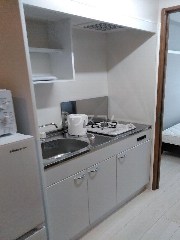 フルフィールタイパナ 702号室のキッチン
