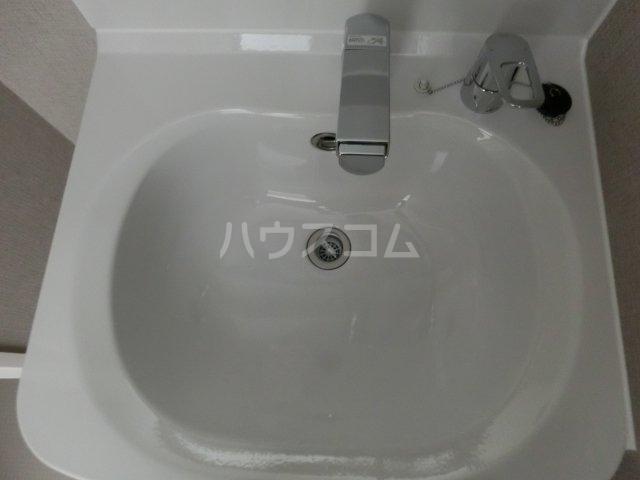 メイクス矢場町 706号室の洗面所