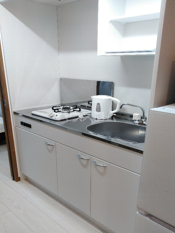 フルフィールタイパナ 901号室のキッチン