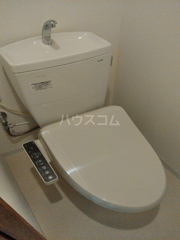 フルフィールタイパナ 901号室のトイレ