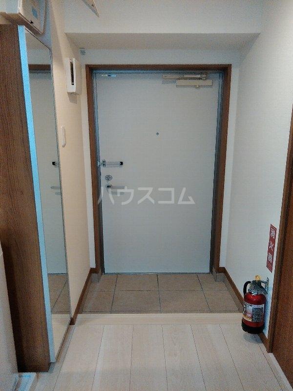 フルフィールタイパナ 901号室の玄関