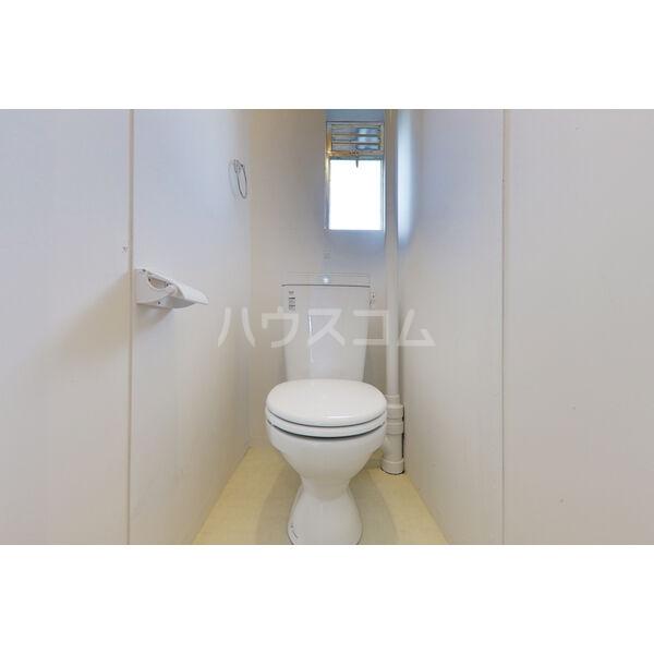 森産ビル 303号室のトイレ