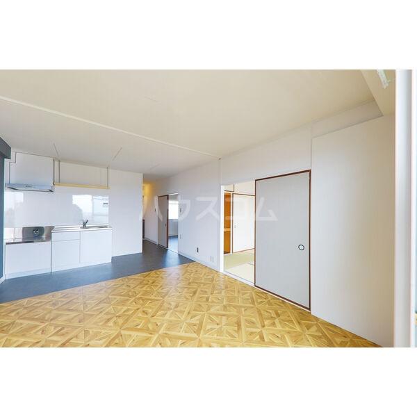 森産ビル 305号室のキッチン