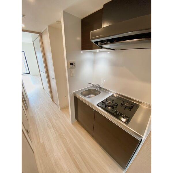S-RESIDENCE葵II 1503号室のキッチン
